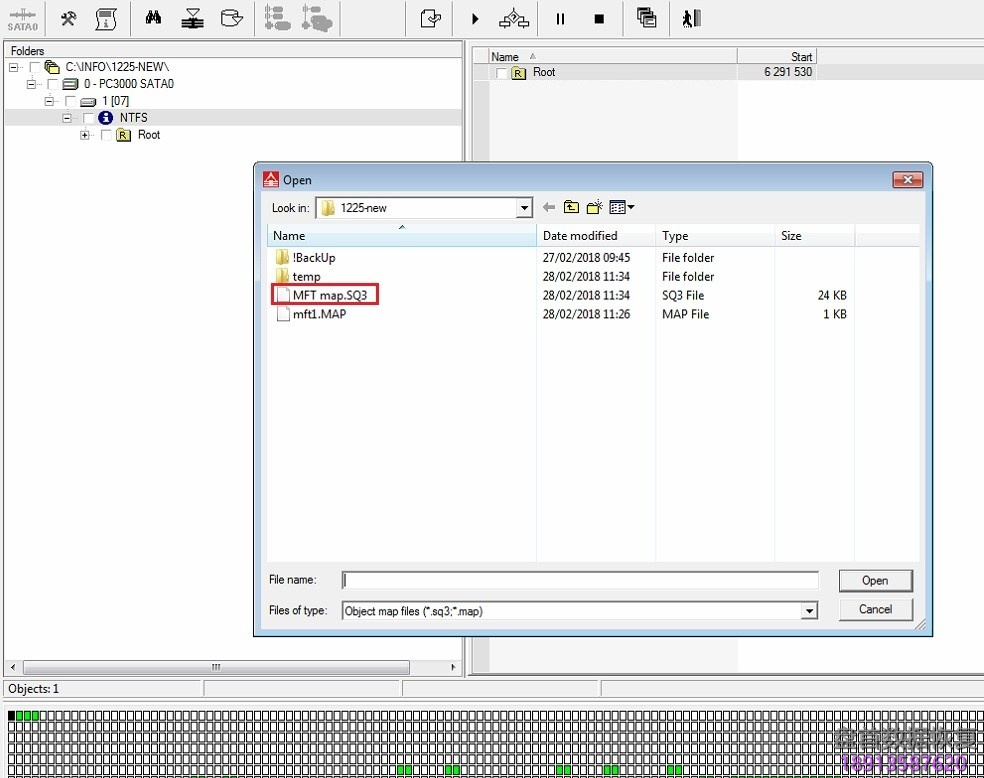 pc3000-for-hdd-如何处理mft表损坏 PC3000 for HDD 如何处理MFT表损坏