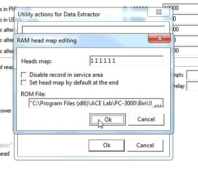 pc3000-for-hdd-samsung三星硬盘初始化,头部地图在ram中发生变化 PC3000 for HDD Samsung三星硬盘初始化,头部地图在RAM中发生变化