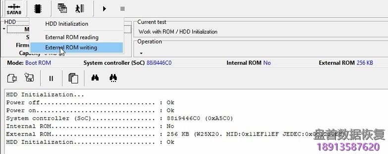 pc3000-for-hdd-western-digital如何在没有跳线或隔离的情况下阻止服务-16 PC3000 for HDD Western Digital如何在没有跳线或隔离的情况下阻止服务区域访问以获得数据访问