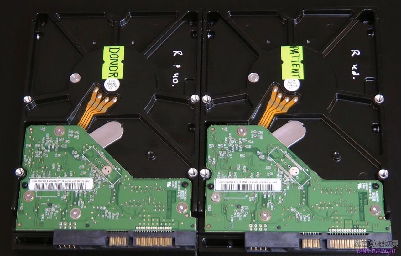 使用pc-3000-for-hdd对西部数据western-digital-marvell系列硬盘的热交换过程 使用PC-3000 for HDD对西部数据Western Digital Marvell系列硬盘的热交换过程