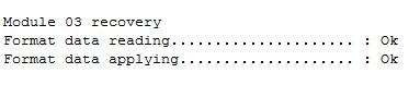 使用pc3000处理wd-dragfly4上的模块03恢复为例 使用PC3000处理WD DragFly4上的模块03恢复为例