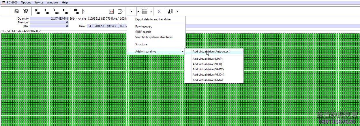 如何在pc-3000-de-data-extractor-raid-edition中安装linux-iscsi服务器的虚拟机 如何在PC-3000 DE Data Extractor RAID Edition中安装Linux iSCSI服务器的虚拟机
