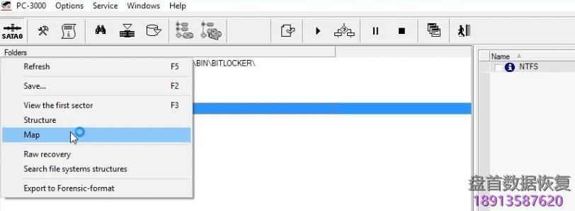 解密bitlocker加密分区与苹果-apple-filevault加密分区并进行恢复数 解密Bitlocker加密分区与苹果 Apple FileVault加密分区并进行恢复数据过程