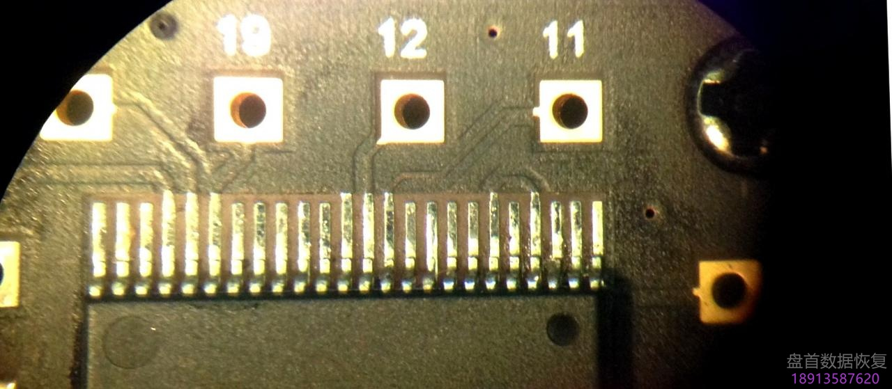 pc-3000-flash电路板适配器和tsop-48内存芯片 PC-3000 Flash电路板适配器和TSOP-48内存芯片