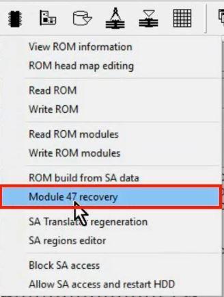 pc-3000-for-hdd利用外部rom对wd-marvell系列硬盘的sa区数据建立rom镜像 PC-3000 for HDD利用外部ROM对WD Marvell系列硬盘的SA区数据建立ROM镜像