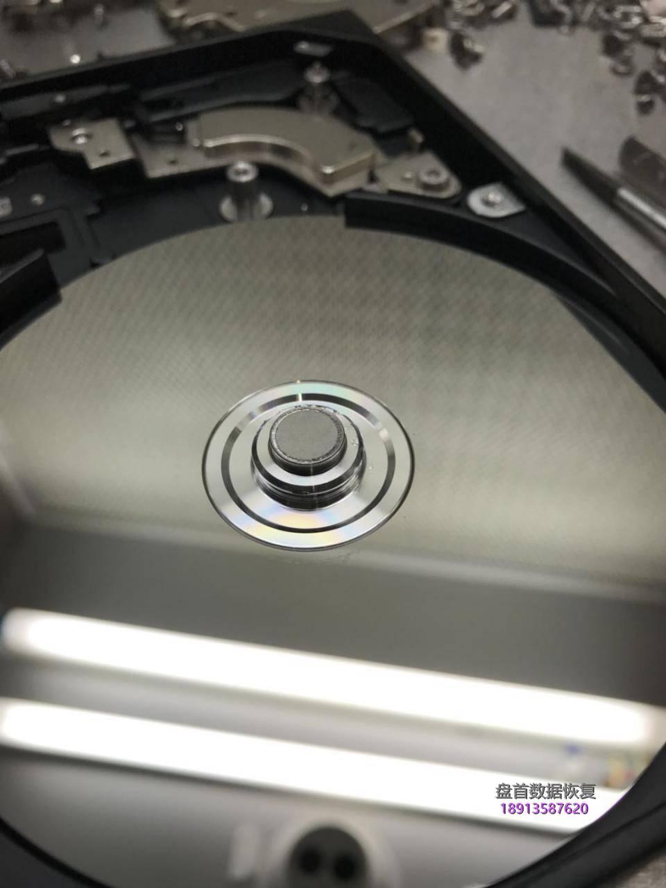 希捷ux系列硬盘st340015a电机损坏卡死 希捷UX系列硬盘ST340015A电机损坏卡死