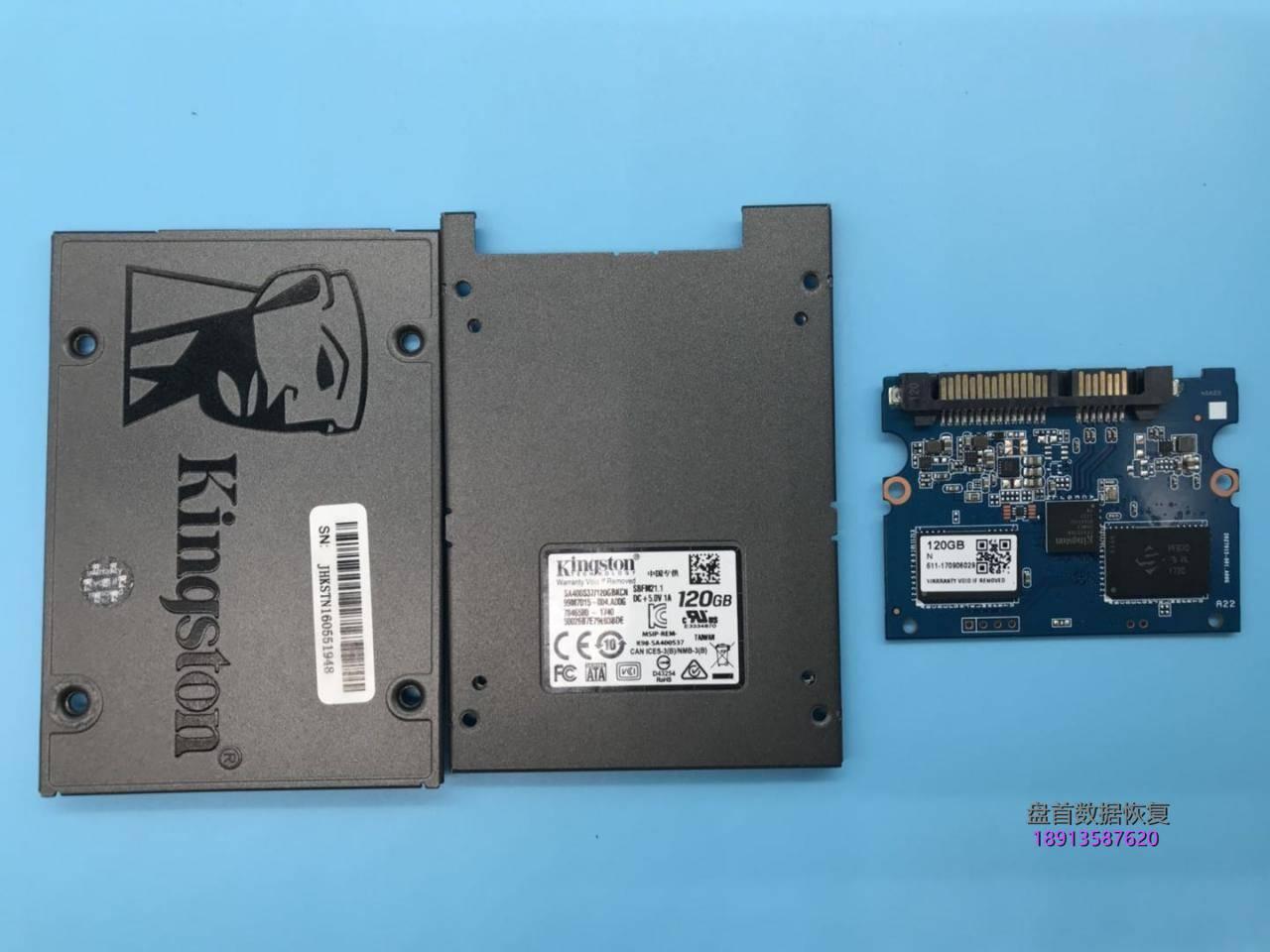 金士顿sa400s37固态硬盘变成satafirm-s11主控型号为cp33238bps3111数据完美 金士顿SA400S37固态硬盘变成satafirm s11主控型号为CP33238B(PS3111)数据完美恢复