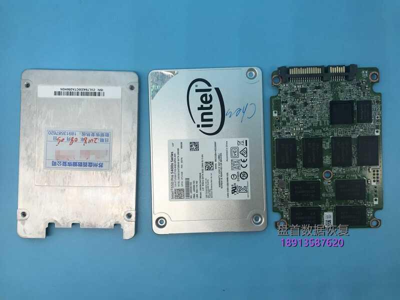 intel-英特尔ssdsc2kk256h6固态硬盘掉盘sm2258无法识别数据完美恢复-8 intel 英特尔SSDSC2KK256H6固态硬盘掉盘SM2258G无法识别数据完美恢复