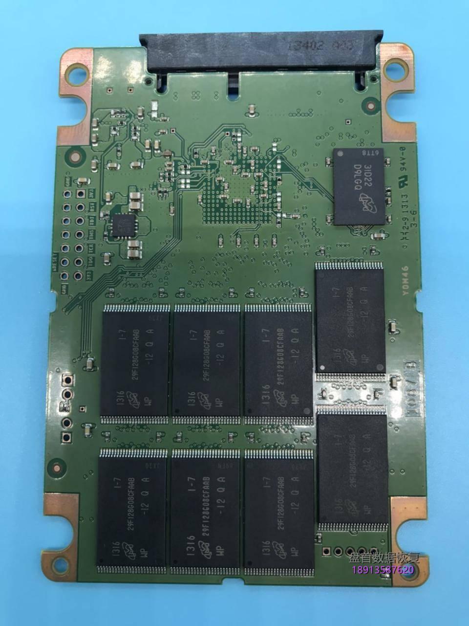 realssd美光c400主控marvell88ss9174-ssd固态硬盘掉盘后无法访问数据恢 RealSSD美光C400主控Marvell88SS9174 SSD固态硬盘掉盘后无法访问数据恢复成功