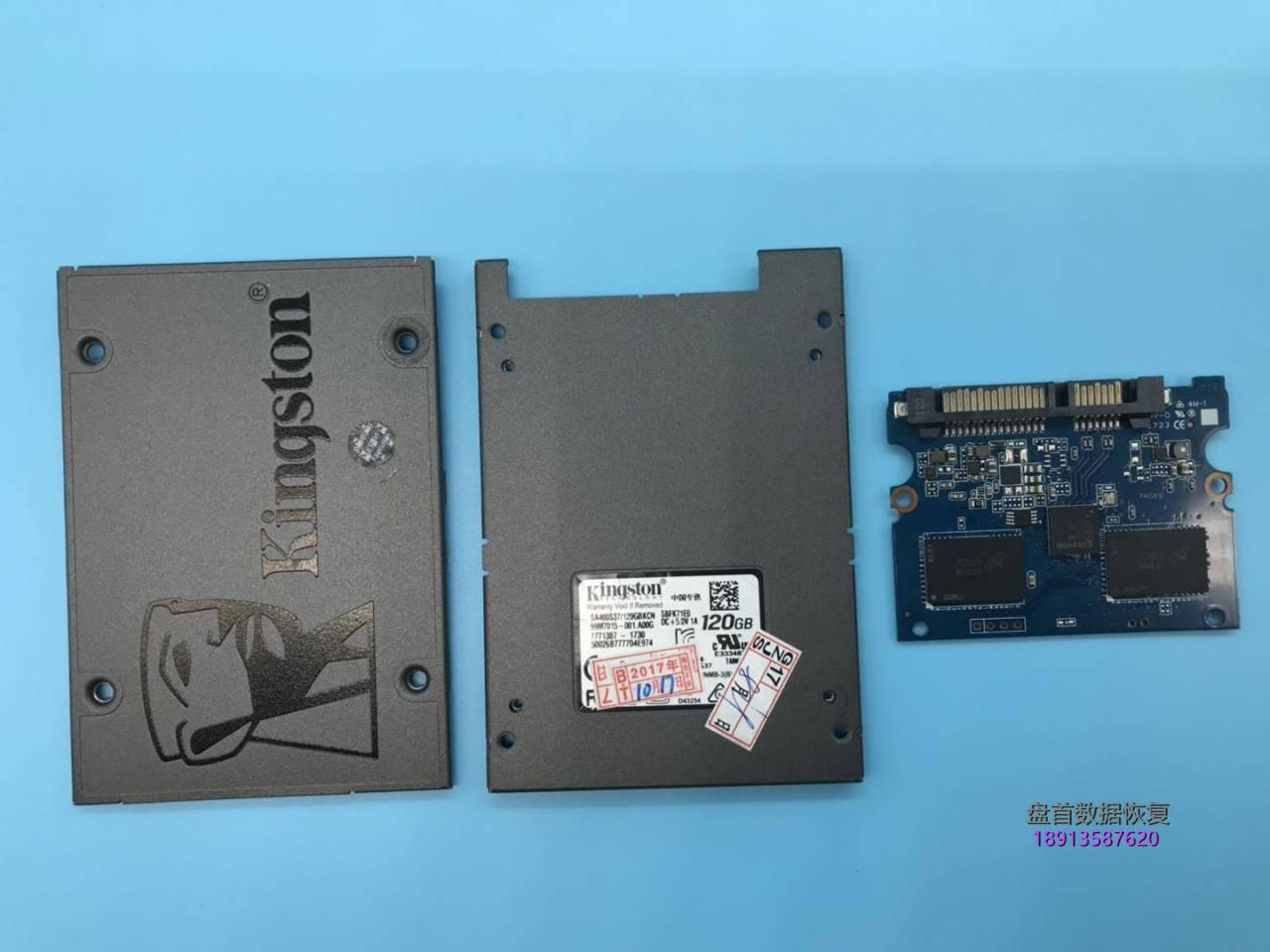 satafirm-s11金士顿kingston-sa400s37-120g-ssd固态硬盘数据恢复成功 SATAFIRM S11金士顿Kingston SA400S37 120G SSD固态硬盘数据恢复成功