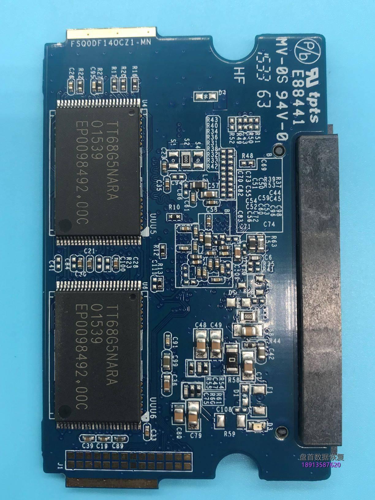 0-11 PS3109S0容量20MB无法识别读不到数据影驰120G固态硬盘掉盘恢复成功