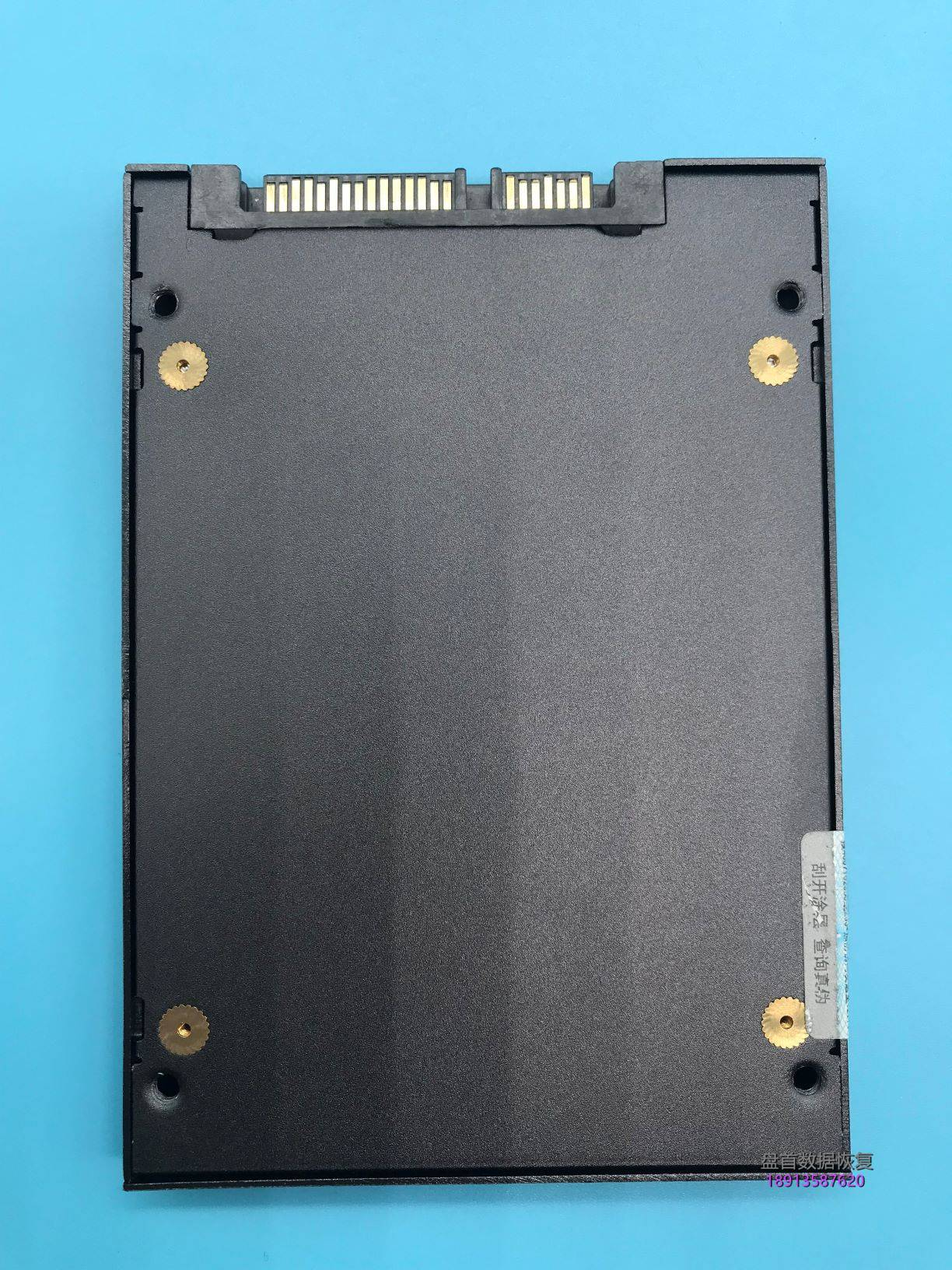 IMG_8044 光威悍将240G SSD固态突然损坏电脑开机卡死在LOGO界面无法读取硬盘里面的数据