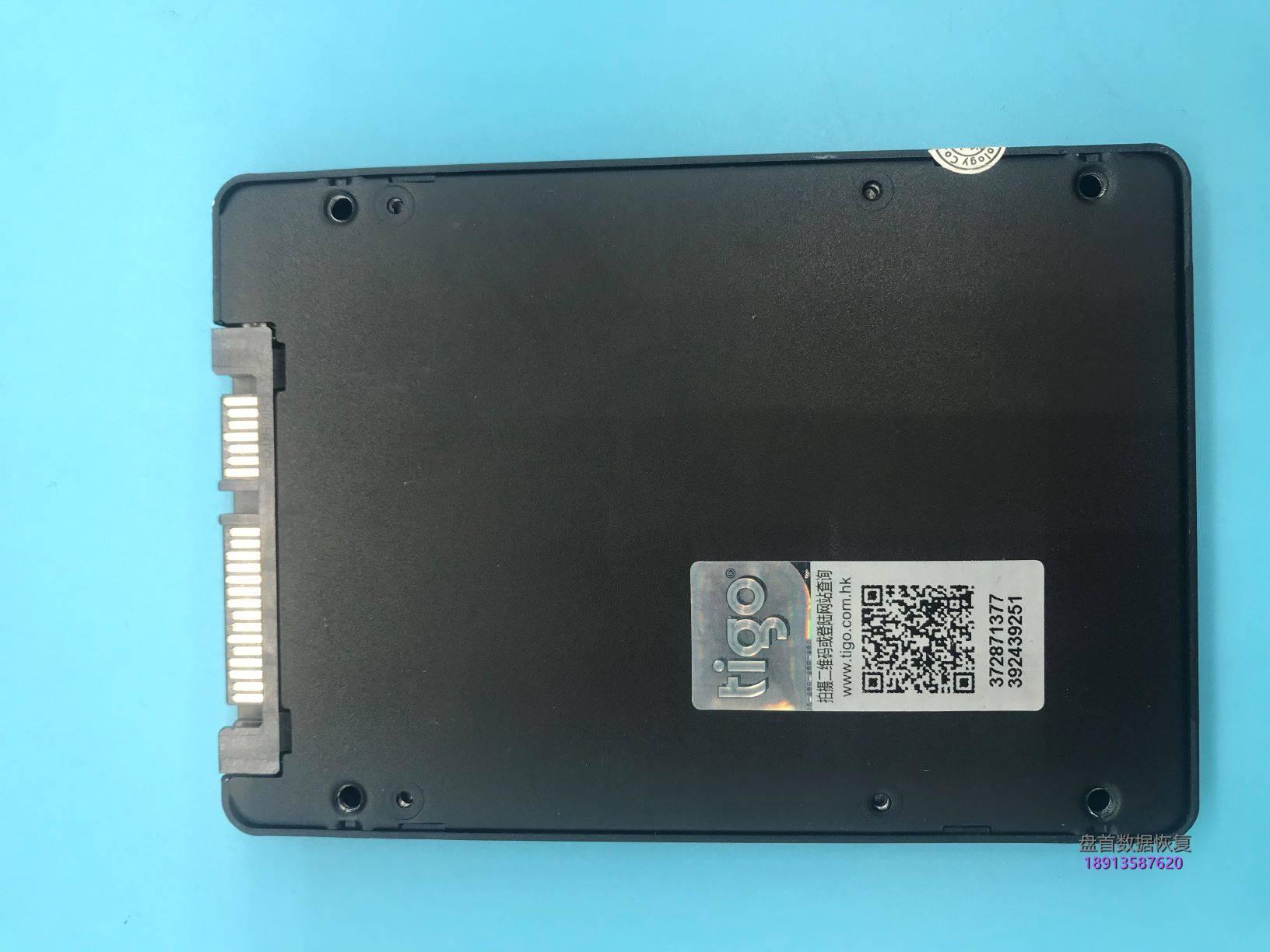 0-10 金泰克S300识别成PS3109S9固件损坏只能认到20MB容量数据成功恢复