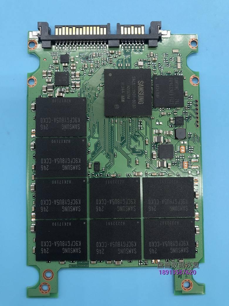 0_副本 完美修复三星840固态硬盘无法识别不认盘MZ7TD256HAFV主控S4LN021X01-8030SSD数据恢复