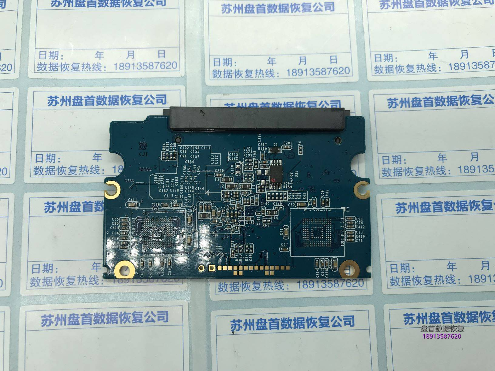 0-6 影驰SSD掉盘变成SATAFIRM S11固件损坏导致掉盘修复成功