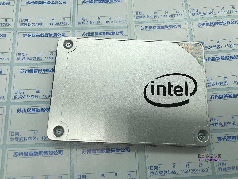 0-9 成功恢复无法识别的INTEL英特尔SSDSC2KW120H6数据完美恢复