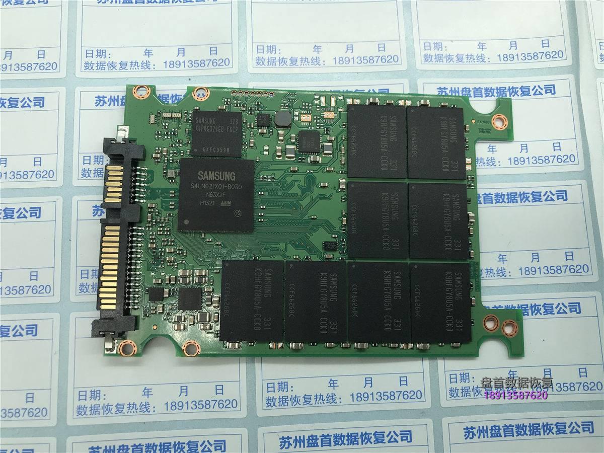 0-1 三星sm841 MZ-7PD256D固态硬盘强行断电导致无法识别不读盘S4LN021X01-8030主控固态硬盘数据恢复成功